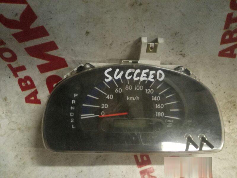 Панель приборов Toyota Succeed NCP58G