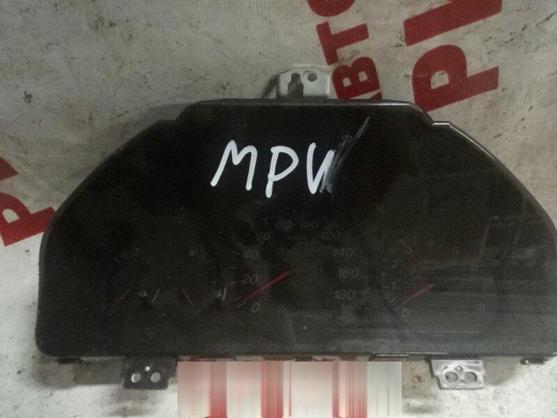 Панель приборов Mazda Mpv LW3W