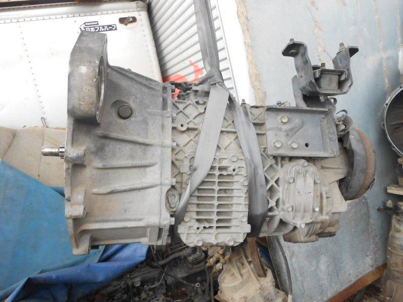 Механическая кпп Isuzu Forward FRD90K3 4HK1-T 2005