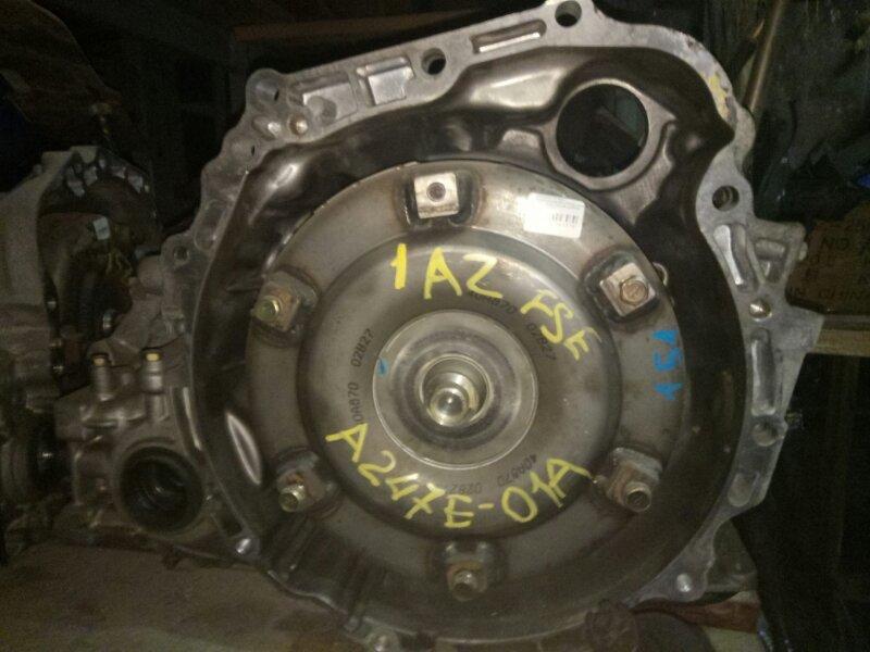 Автоматическая кпп Toyota Vista Ardeo AZV50 1AZ-FSE