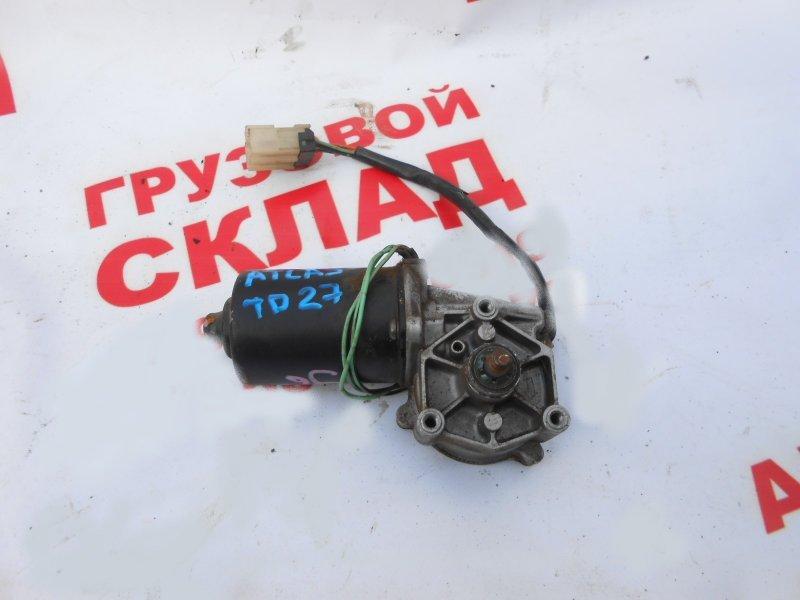 Электромотор стеклоочистителя Nissan Atlas NKR66 TD27