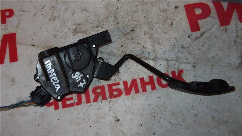 Педаль газа Subaru Impreza GH7 EJ204 2010