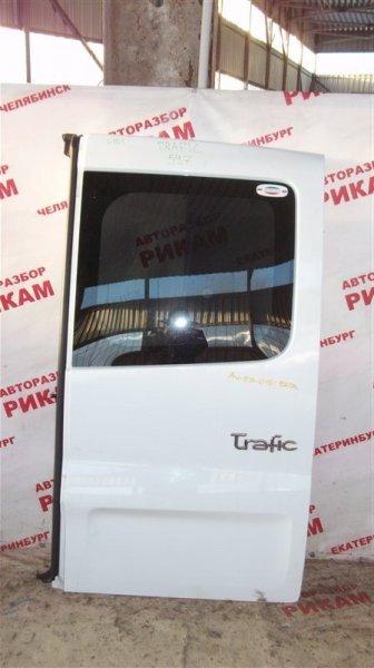 Дверь багажника Renault Trafic JL M9RM786 2014 задняя правая