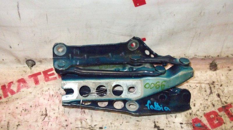 Петля капота Skoda Fabia 5J2 CGG 2012 правая