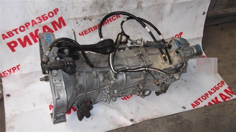 Механическая кпп Subaru Impreza GP7 FB20 2016
