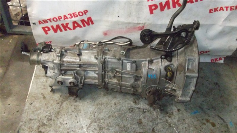 Механическая кпп Subaru Impreza GH7 EJ204 2010