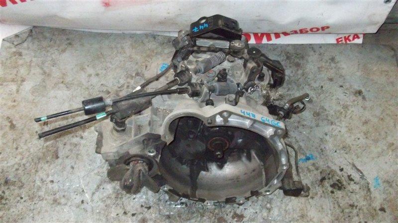 Механическая кпп Hyundai I30 FD G4GC 2009
