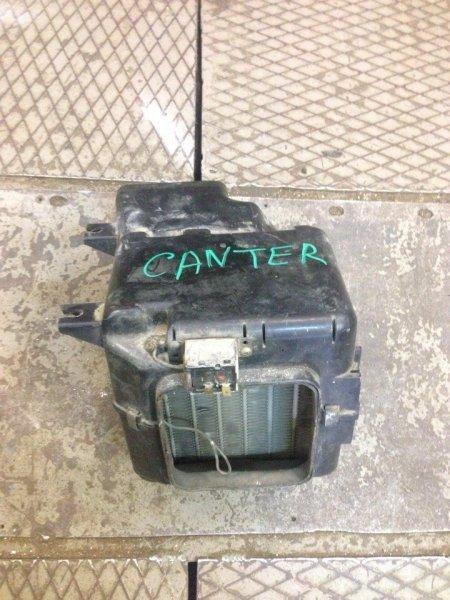 Радиатор печки Mitsubishi Canter