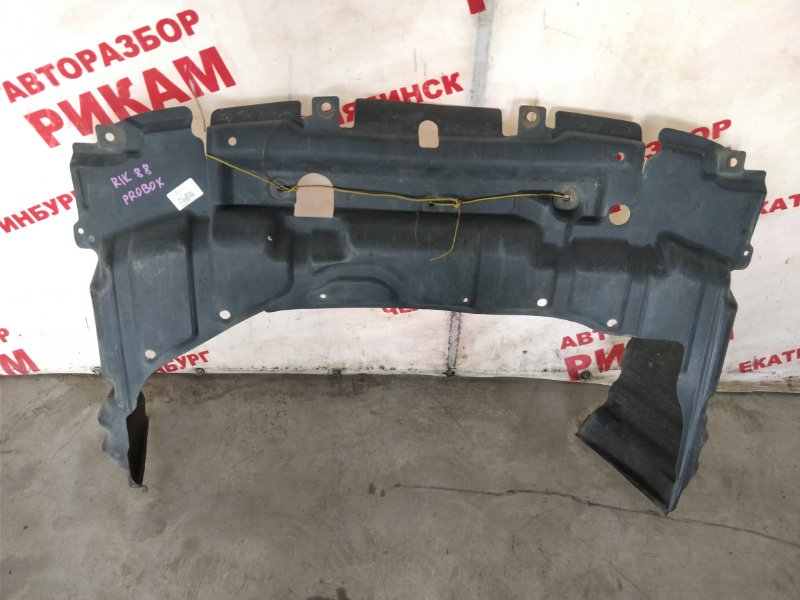 Защита двигателя Toyota Probox NCP50 2NZ-FE