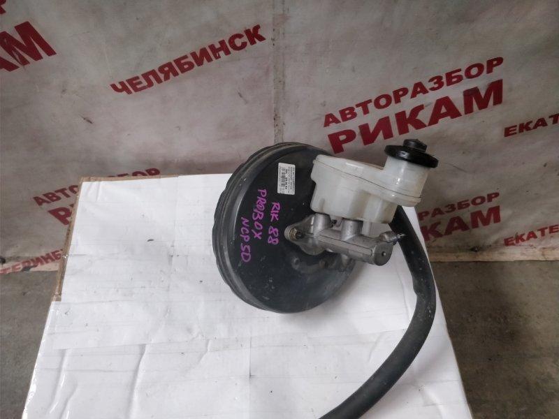 Вакуумный усилитель тормозов Toyota Probox NCP50 2NZ-FE 2004