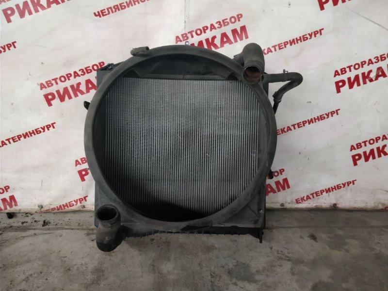 Радиатор охлаждения Hino Profia FW3