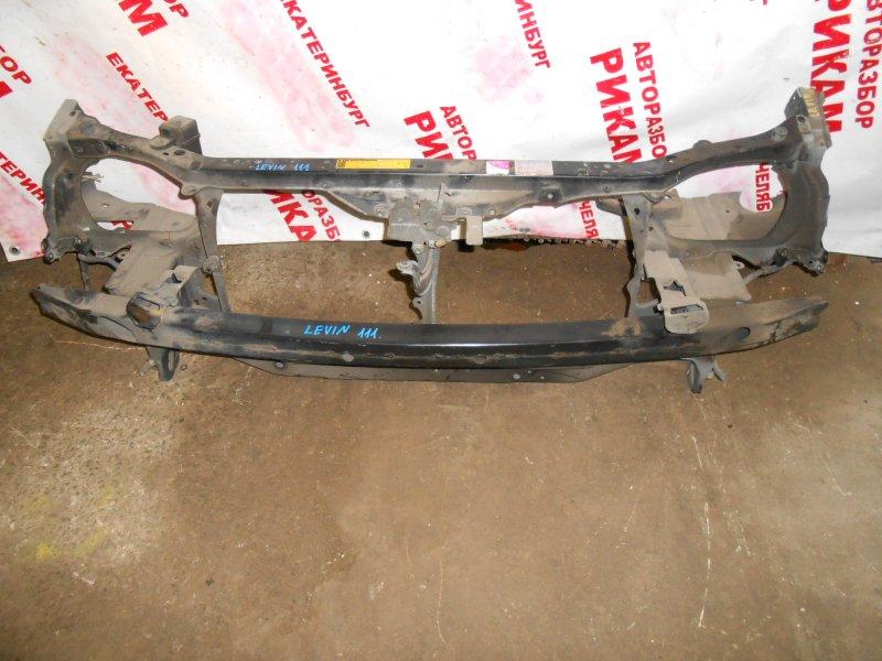 Рамка радиатора Toyota Corolla Levin AE111