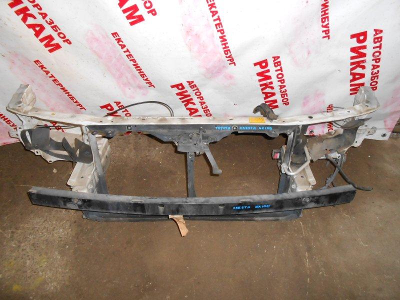 Рамка радиатора Toyota Cresta GX100