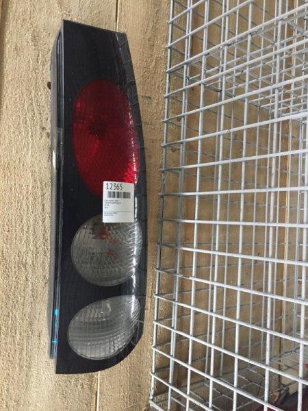 Стоп-сигнал Toyota Raum EXZ10 правый