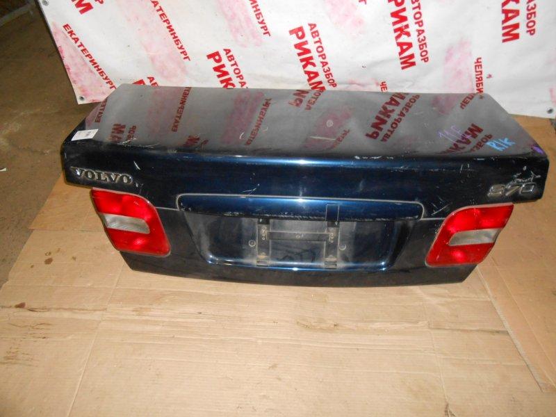 Крышка багажника Volvo S70