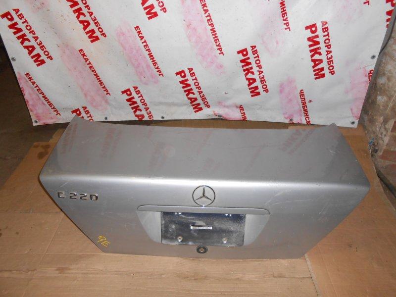 Крышка багажника Mercedes-Benz C-Class W202