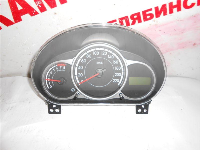 Панель приборов Mazda 2 DE ZY 2013