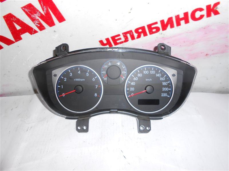 Панель приборов Hyundai I20 PB G4FA 2011