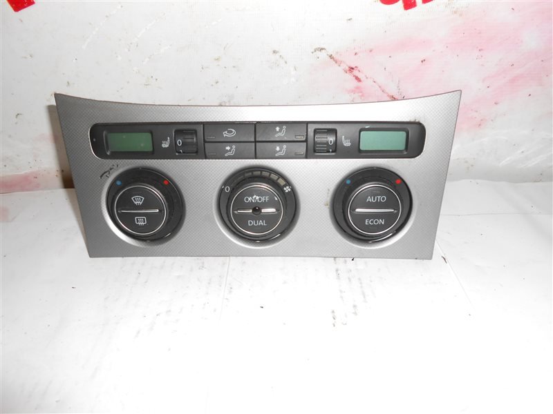 Блок климат-контроля Volkswagen Passat B6 3C2 BKP 2007