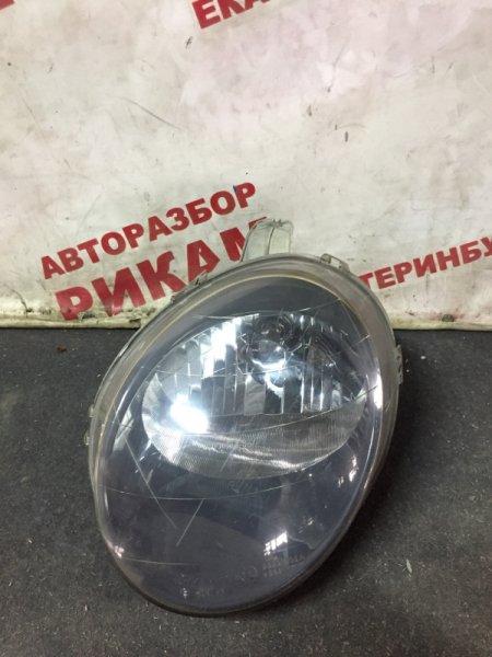 Фара Daewoo Matiz передняя левая