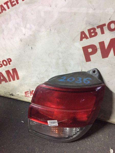 Стоп-сигнал Toyota Caldina ST190 задний правый