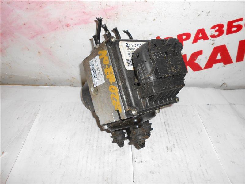 Блок abs Volkswagen Passat B6 3C2 BKP 2007