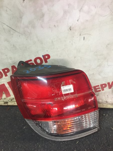 Стоп-сигнал Toyota Caldina ST190 задний левый