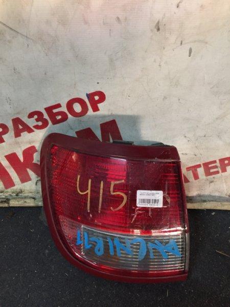 Стоп-сигнал Nissan Avenir PW11 задний левый