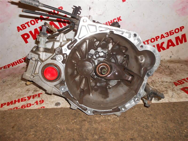 Механическая кпп Hyundai I20 PB G4FA 2011