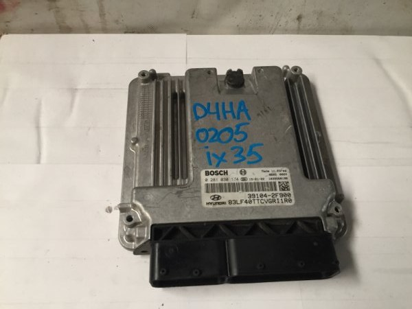 Блок управления Hyundai Ix35 LM D4HA 2015