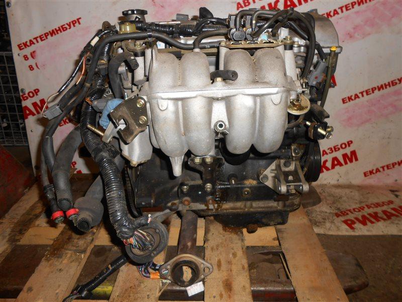 Двигатель Mazda 323 BJ FP 2003