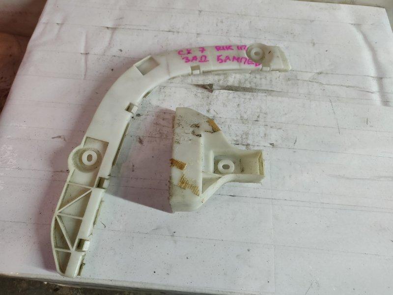 Крепление бампера Mazda Cx-7 ER3P L3-VDT 2007 заднее правое