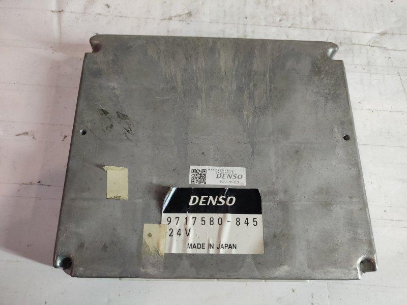 Блок управления Toyota Dyna XZU388 N04C