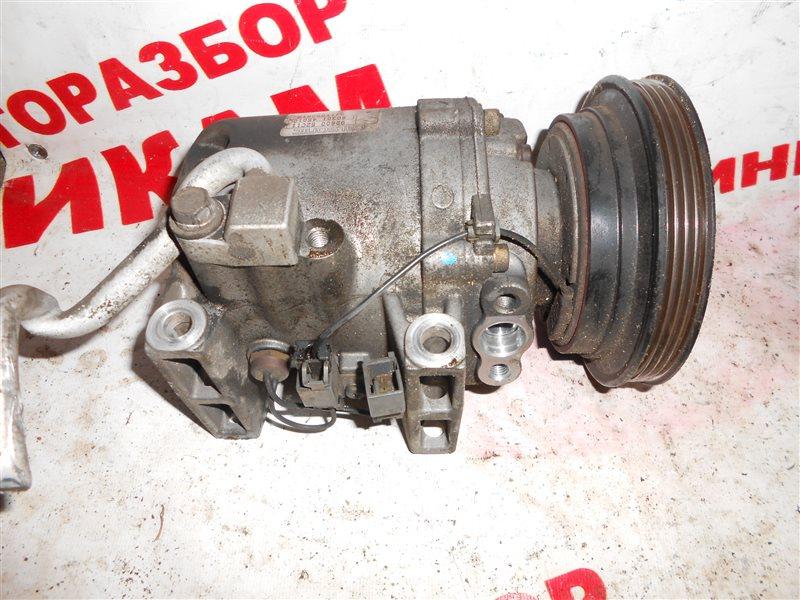 Компрессор кондиционера Nissan Pulsar EN14 GA16DE 1995