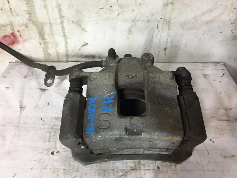 Суппорт тормозной Suzuki Sx4 GYC51S J20B 2010 передний правый
