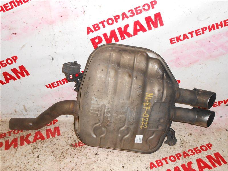 Глушитель Volkswagen Passat B6 3C2 BKP 2007