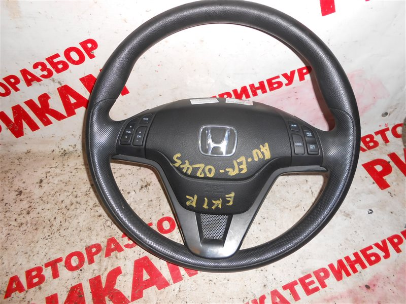 Руль Honda Cr-V RE4 K24Z1 2007