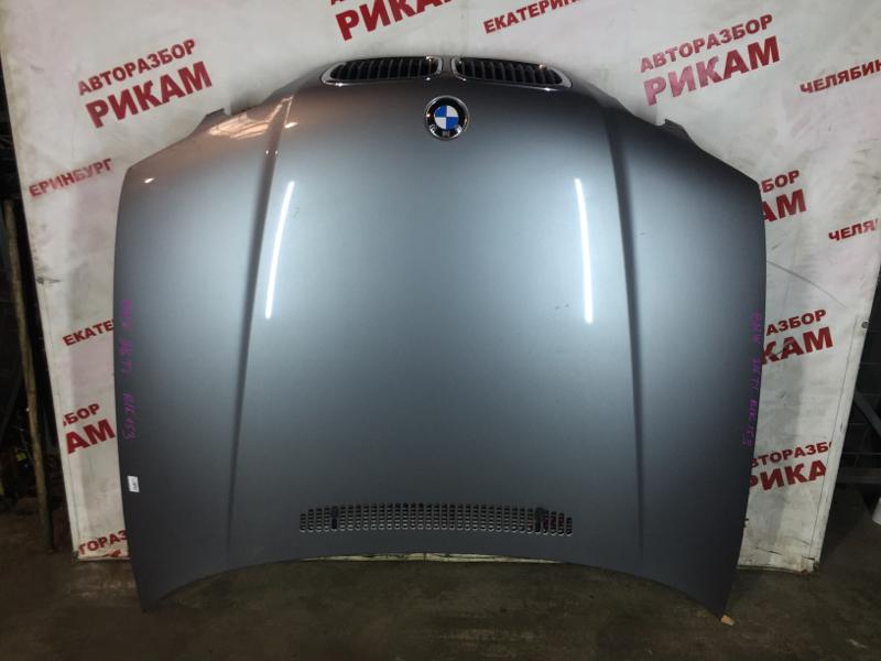 Капот Bmw 316Ti E46 N42 B18A 2003