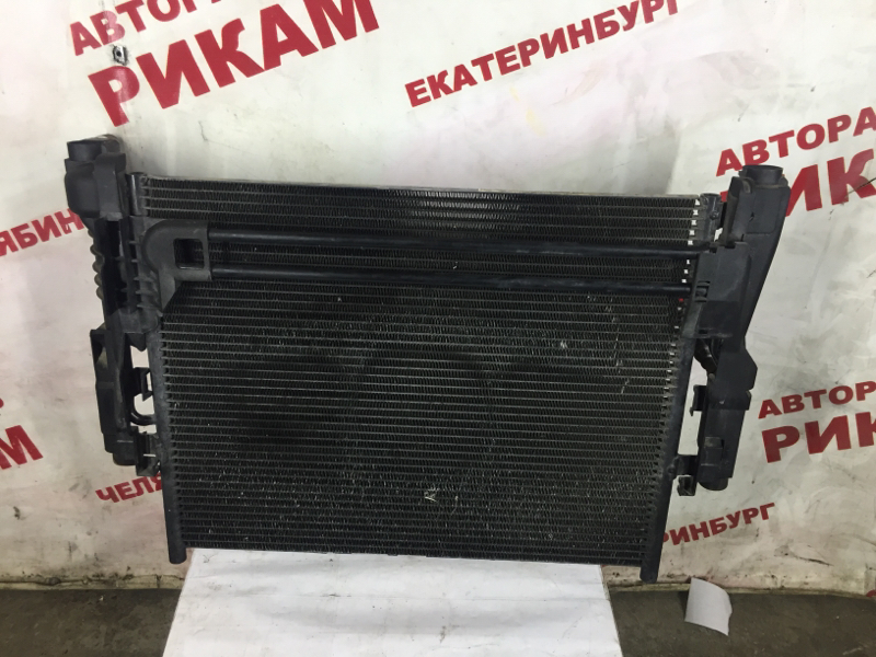 Радиатор кондиционера Bmw 316Ti E46 N42 B18A 2003