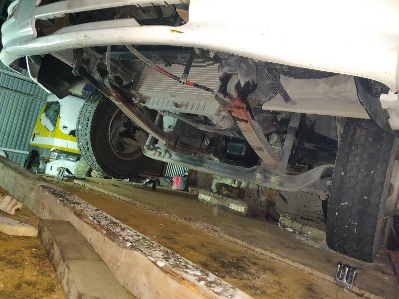 Балка Nissan Diesel MK36A J07E передняя