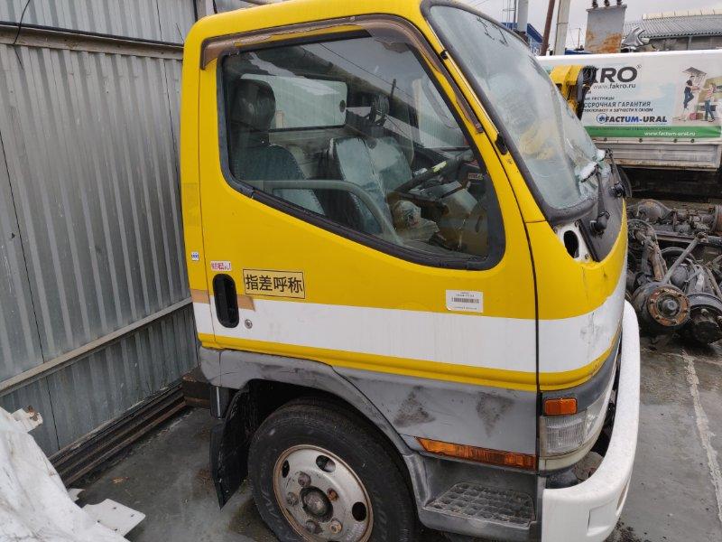 Крыло кабины Mitsubishi Canter FE62EE 4M51 заднее правое