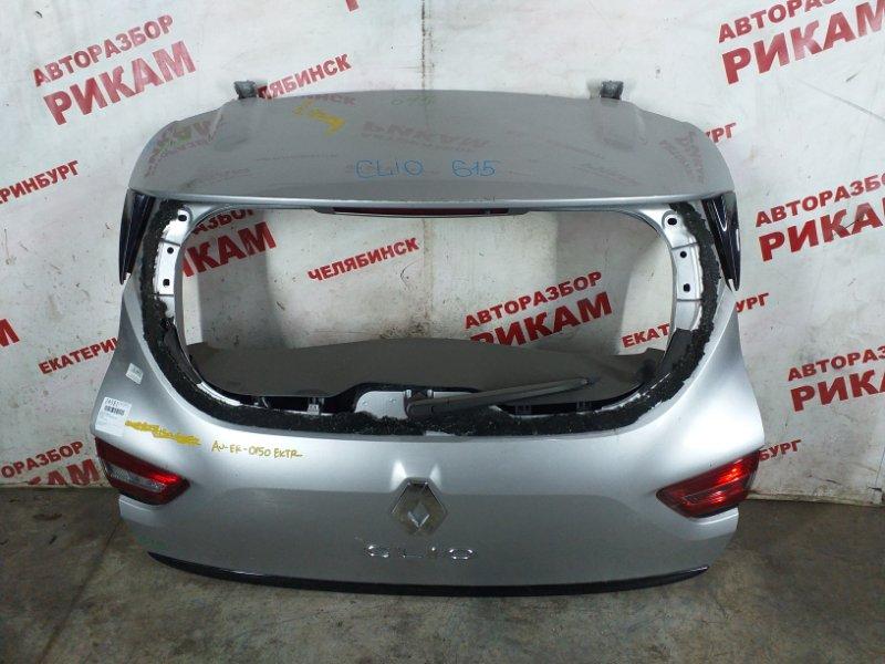 Дверь багажника Renault Clio CH H5F 2015