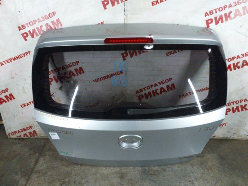 Дверь багажника Hyundai I30 FD G4GC 2009