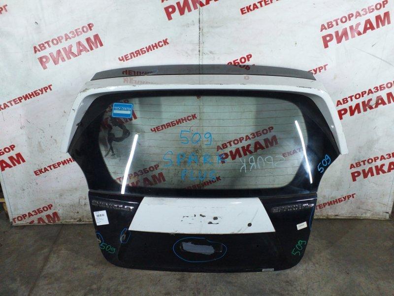 Дверь багажника Chevrolet Spark M300