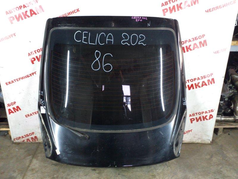 Дверь багажника Toyota Celica ST200