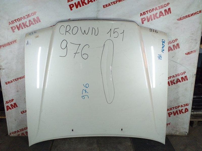 Капот Toyota Crown GS151