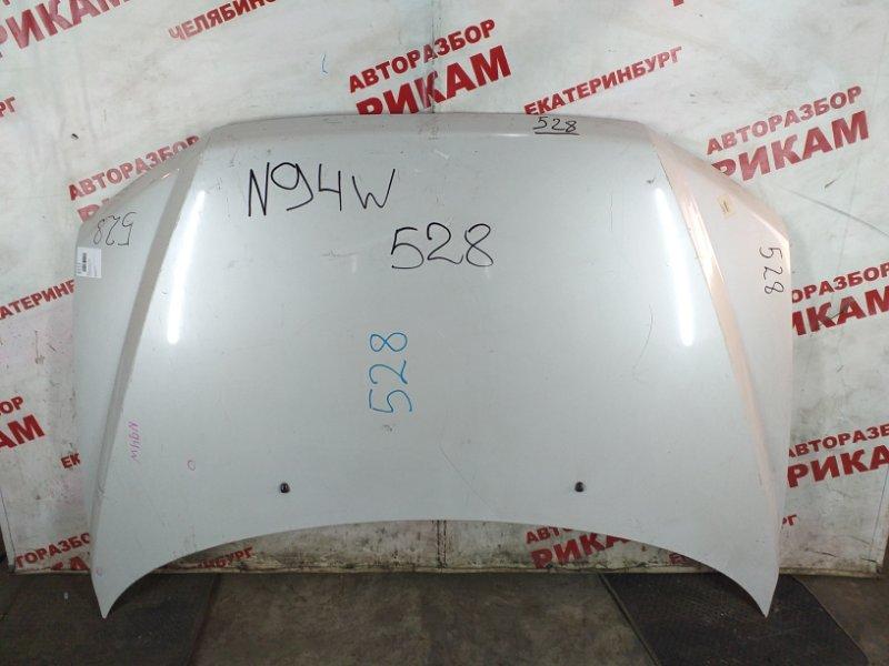 Капот Mitsubishi Chariot Grandis N84W