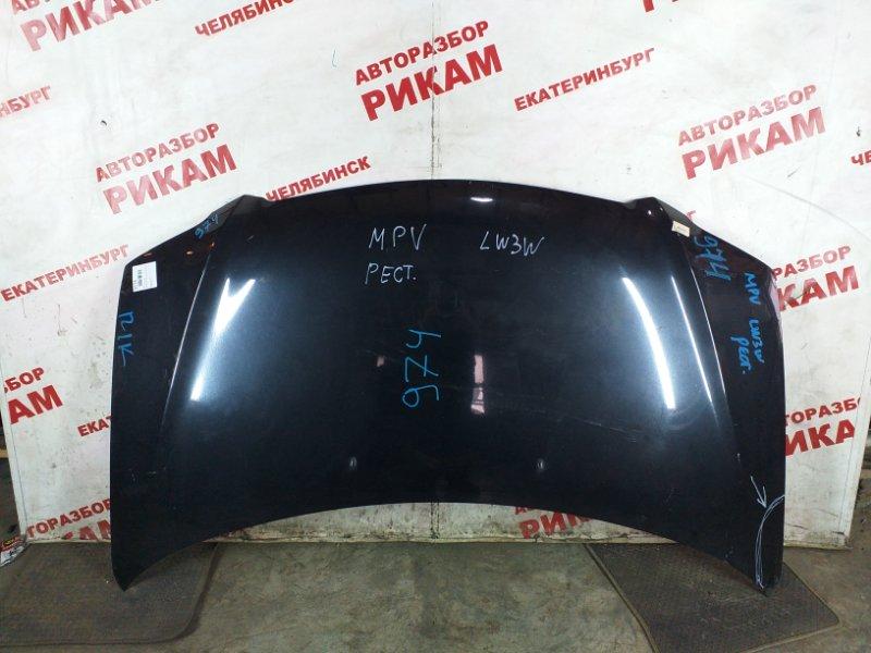 Капот Mazda Mpv LWEW