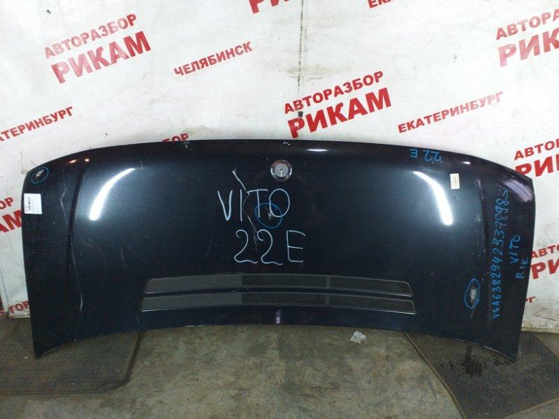 Капот Mercedes-Benz Vito W638