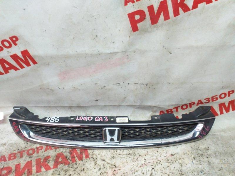 Решетка радиатора Honda Logo GA3